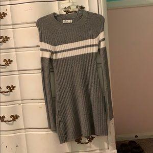 Hollister sweater dress